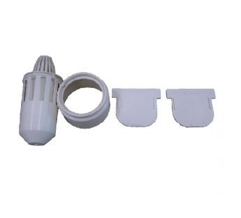 Outlet connection kit to the drainage system Wolfa