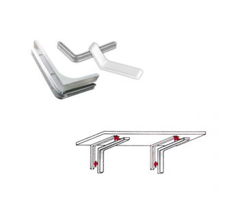 Supports for internal window sills