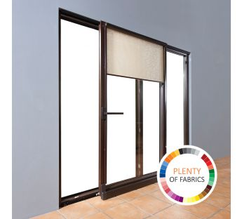 PVC black-out cassette roller blind