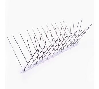 C type bird spikes