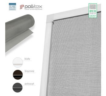 Poll-tex door fly screen - Anti-allergic