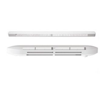 Humidity & acoustic sensitive trickle vent Aquvent HY + hood