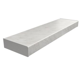 Premium PVC renovation window sill, Marble