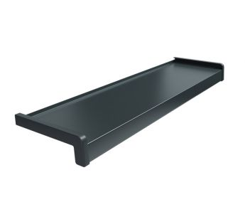 Aluminium window sill Standard Anthracite RAL 7016