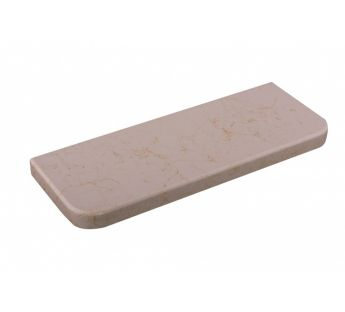 Coated MDF window sill, Marble Beige