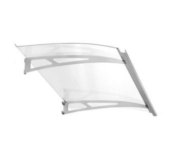 Steel Flat Door Canopy Exclusive-Line