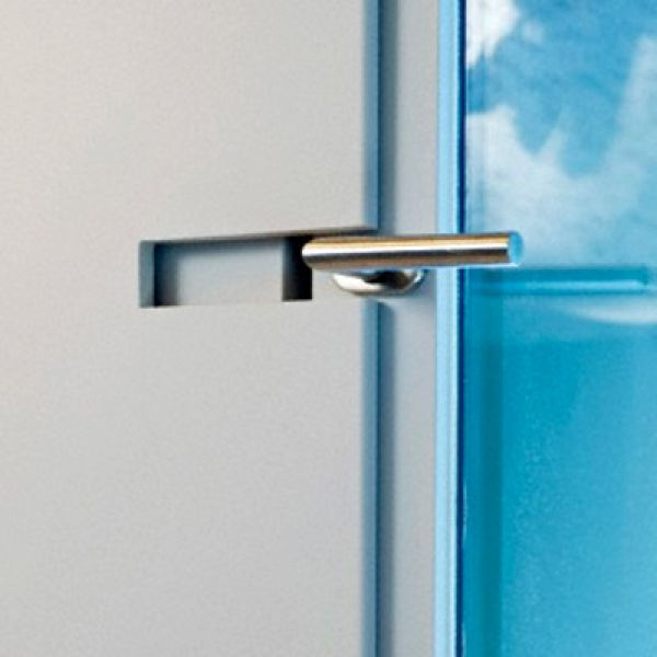 Interior door handles and knobs