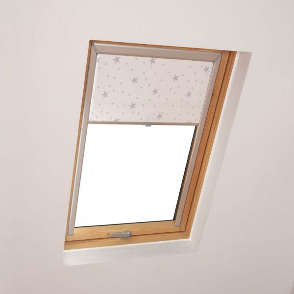 Components for Dekolux skylight roller blind
