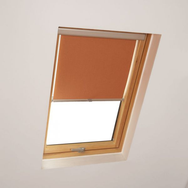 Skylight roller blinds