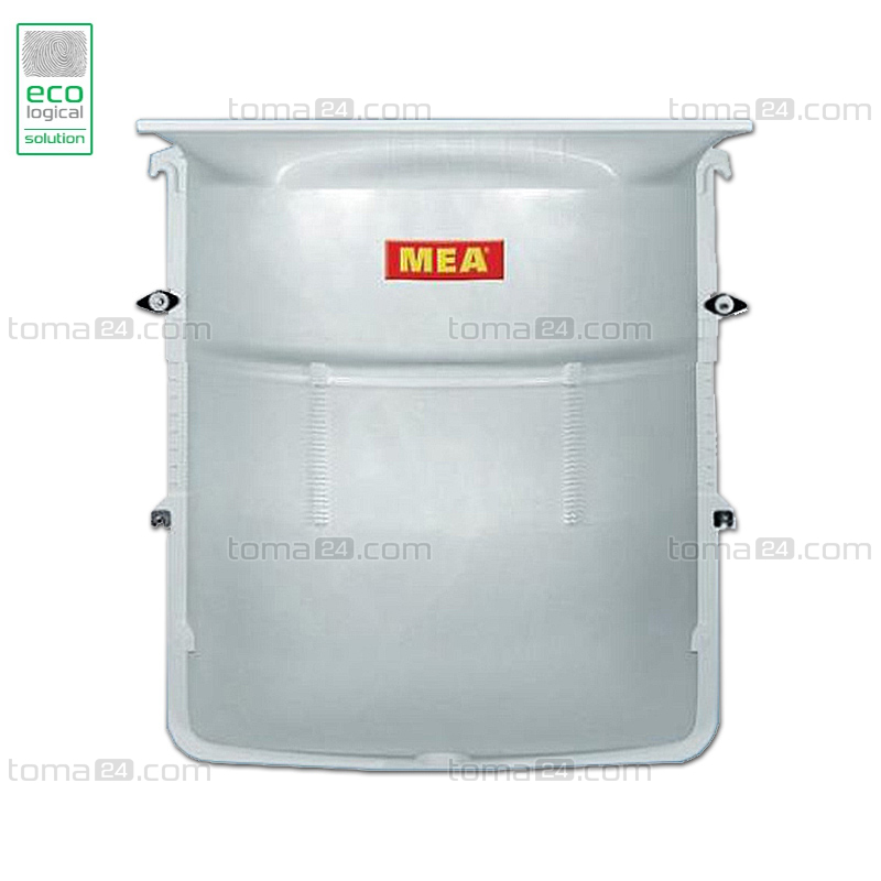 MEAMAX STANDARD Basement Light Well With A Mesh Grating