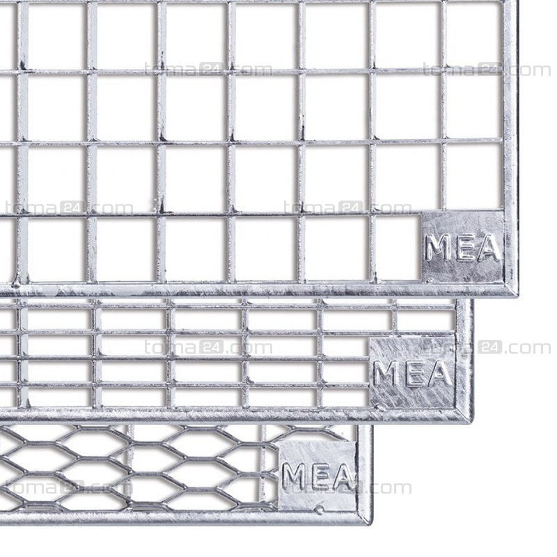 MEAMAX STANDARD Basement Light Well With A Grid Grating 30