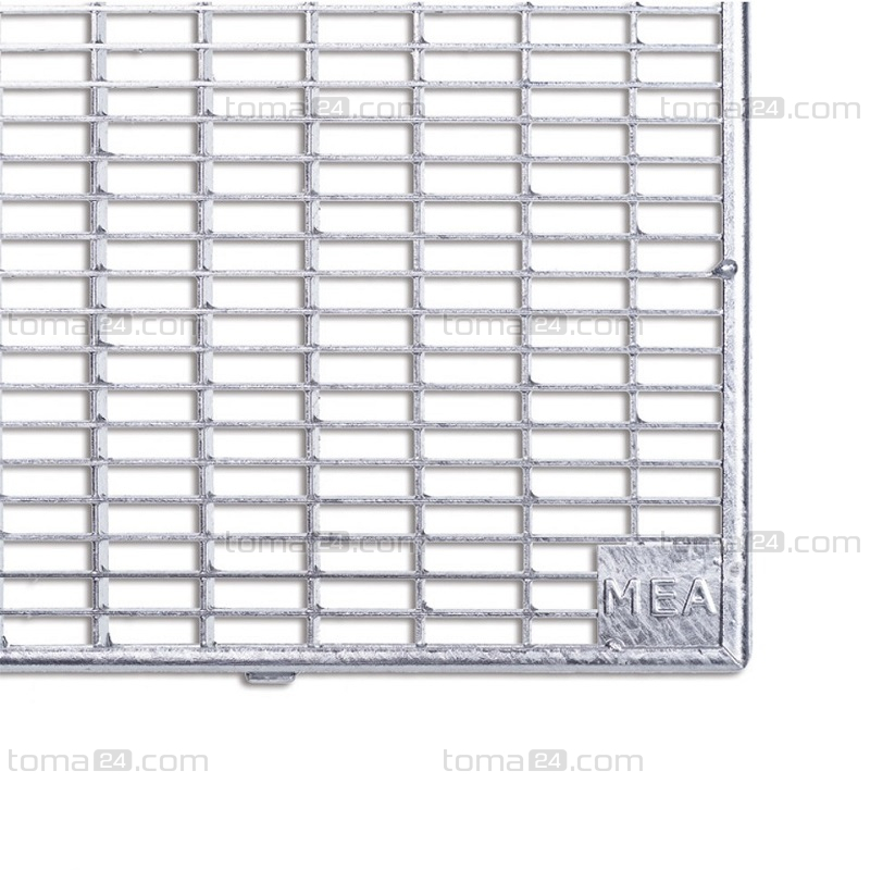MULTINORM XL Basement Light Well With A Grid Grating 30/10