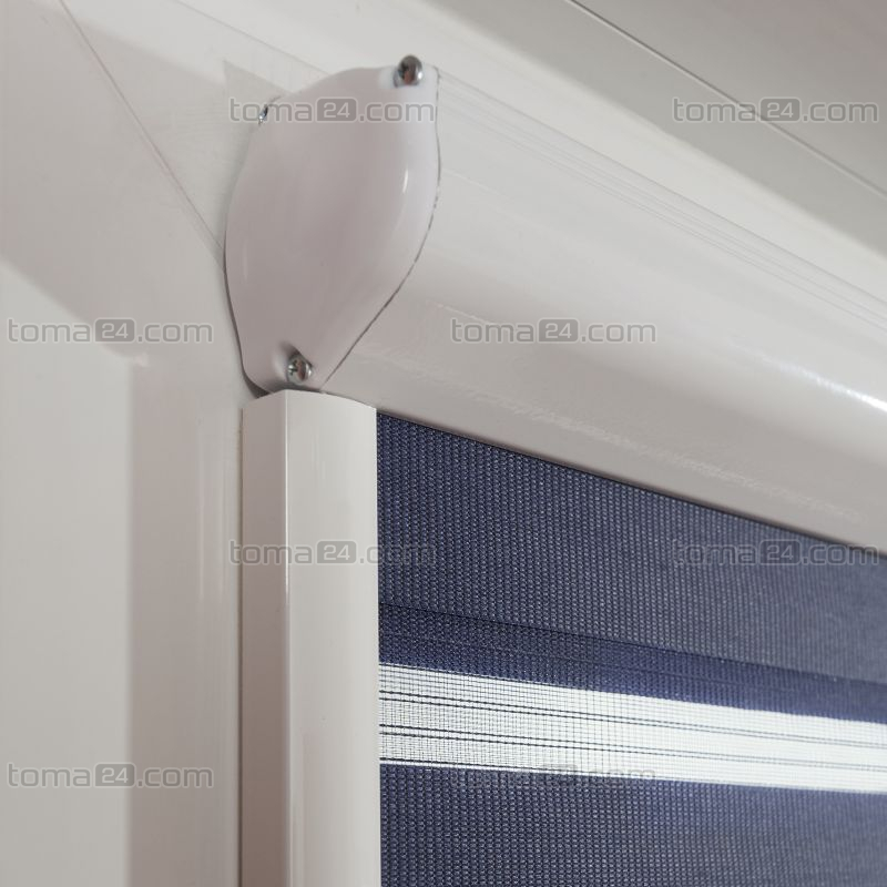Migotta Day Night Cassette Roller Blind With Guide Rails